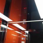 Lift installation at Marousi office 2