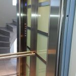 Lift installation at Pikermi