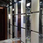 Lift installation at Koukaki