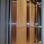 Lift installation at alimos